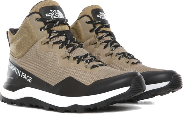 The North Face Activist Mid Futurelight Shoes Men kelp tantnf black